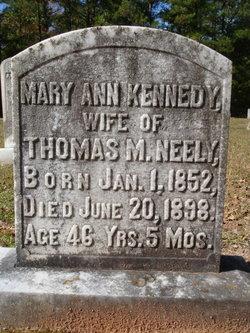 Mary Ann <i>Kennedy</i> Neely