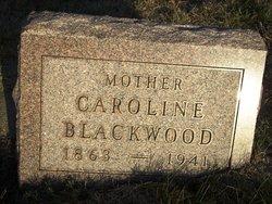 Caroline <i>Bridenball</i> Blackwood