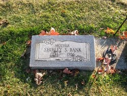 Shirley Ann <i>Scott</i> Bank