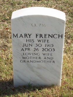 Mary <i>French</i> Dale