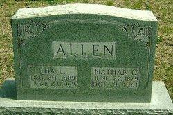 Ida I <i>Stephens</i> Allen