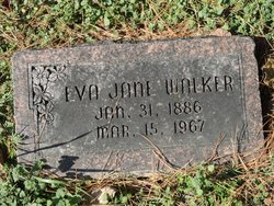 Eva Jane Walker