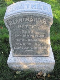 Blanchard Pettit