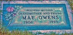 Susan Mae <i>Wright</i> Owens