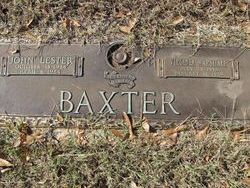 Virginia <i>Marshall</i> Baxter