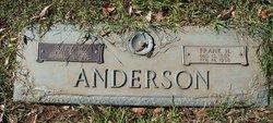 Mary memaw <i>West</i> Anderson