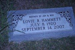 Lovie Lavelle <i>Robinson</i> Hammett