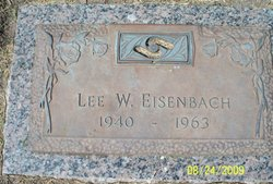 Lee Walter Eisenbach