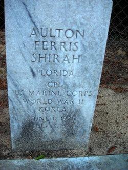 Aulton Ferris Shirah
