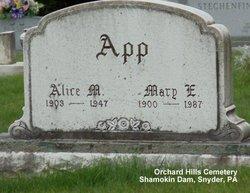 Alice Mench App