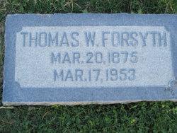 Thomas William Forsyth