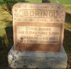 Cyrus Boring