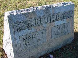 Mary Etta <i>O'Toole</i> Reuter