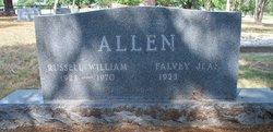 Falvey Jean <i>Jones</i> Allen