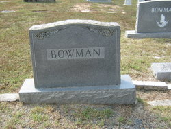 Mary Eva <i>Worth</i> Bowman