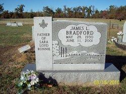 James L Bradford