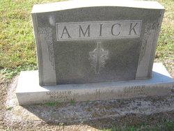 Peggy Mylenda <i>Clapp</i> Amick