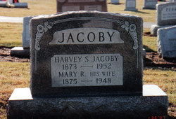 Mary <i>Ranton</i> Jacoby