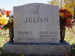 Anna Mae <i>Morrissey</i> Julian