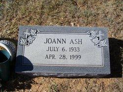 JoAnn Ash