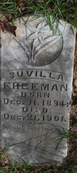Suvilla Freeman