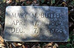 Mary Magdalene <i>Smith</i> Butler