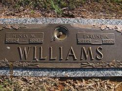 Earline Virginia <i>Alexander</i> Williams
