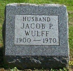 Jacob Peter Bartolom�i Wulff, III