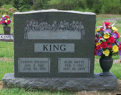 Vernon Houston King