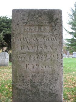 Sally <i>Gould</i> Davison