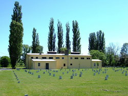 Terezin Jewish Cemetery and Memorial