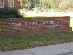 Cobles Lutheran Cemetery