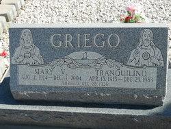 Mary V. Griego