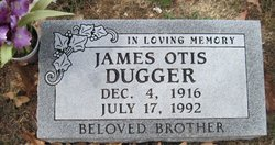 James Otis Dugger