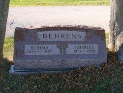 Bertha <i>Eberhardt</i> Behrens
