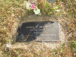 James R Brewer