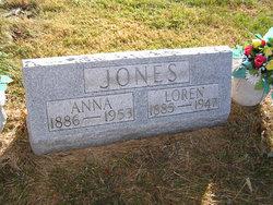 Anna <i>Bowyer</i> Jones