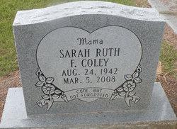 Sara Ruth <i>Flowers</i> Coley