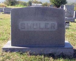 Flora Henrietta <i>Snyder</i> Shuler