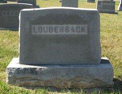 Lena Gertrude <i>Shuler</i> Louderback