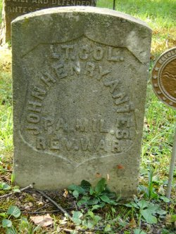 LTC John Henry Antes