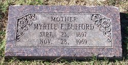 Myrtle E Bufford