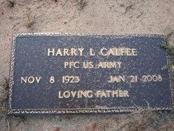 Harry Lee Calfee