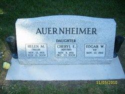 Helen Maxine <i>Taylor</i> Auernheimer