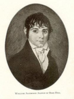 William Algernon Alston