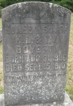 Homer W. Boyett