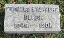 Frances <i>Stanbery</i> Bliss