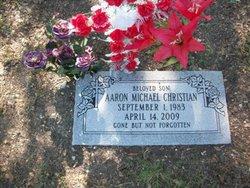 Aaron Michael Christian