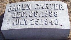 Irol Baden Carter