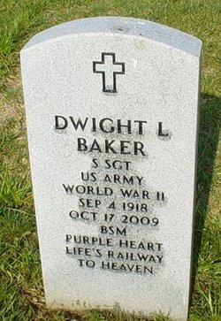 Dwight L Baker